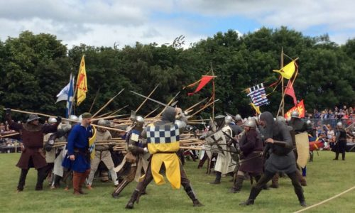 renactment meeting scotland