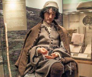 gunnister man shetland